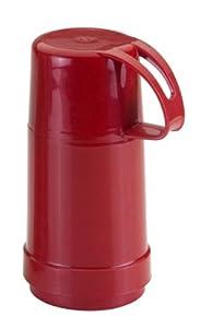 Metaltex Termo LIQUIDO 'NETTUNO' 0.30 LTS, Rojo Metalizado, 0,30 l