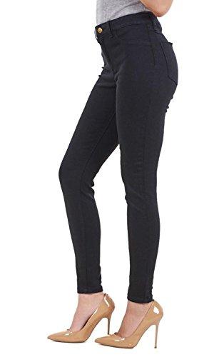Ex Zara -  Jeans - Donna Nero 12W x 12L
