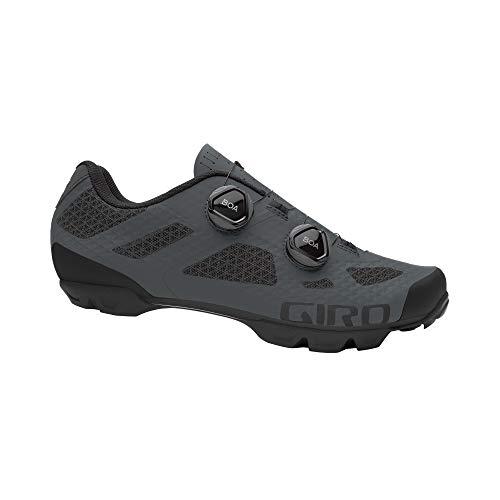 Giro Sector Men's Mountain Cycling Shoe - Portaro Grey (2021) - Size 45