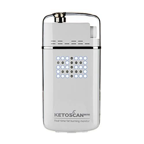 KETOSCAN Mini Breath Ketone Analyser & Real Time Fat Burning Monitor
