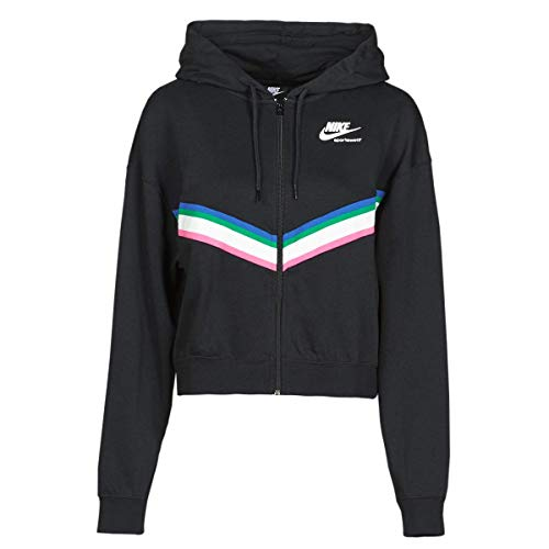 Nike Heritage Fleece Sweatjacke Damen