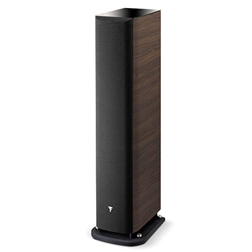 Focal Aria 936 Floor Standing Speaker - Each (Dark Walnut)