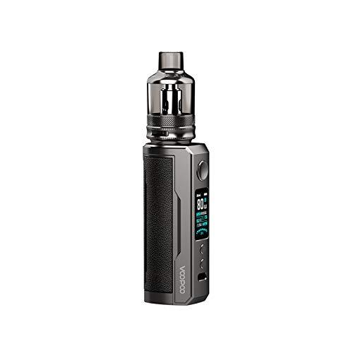 VOOPOO Drag X Plus Box Kit 100W 5.5 ML Kit completo di sigarette elettroniche -Nessuna batteria, nessun liquido, senza nicotina (Classic)