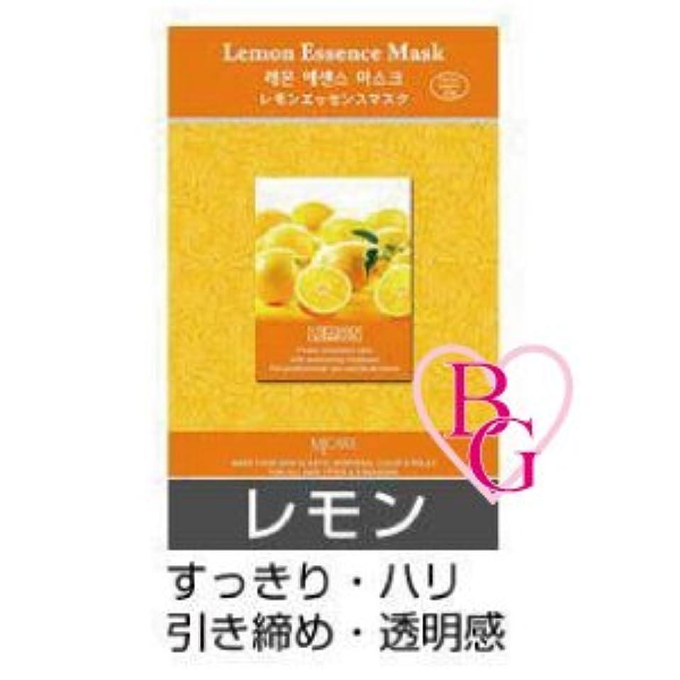 酔って肝攻撃的フェイスパック レモン 韓国コスメ MIJIN(ミジン)コスメ 口コミ ランキング No1 おすすめ シートマスク 10枚