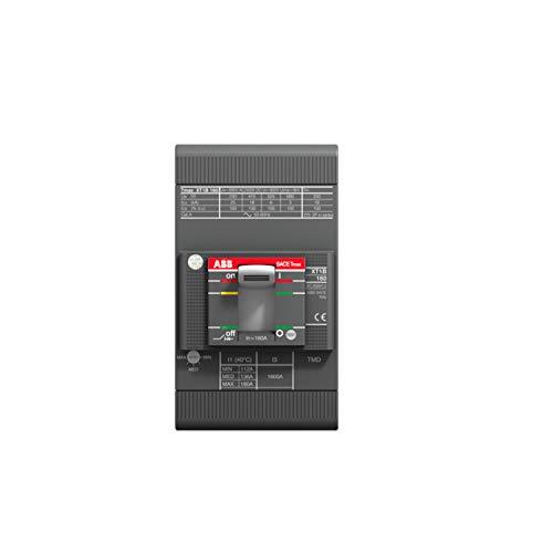 ABB 1SDA080833R1 Interruptor automático, Gris y rojo, Estándar