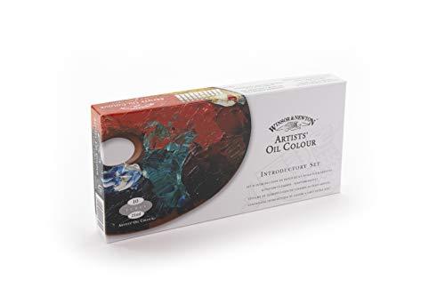 WINSOR & NEWTON Artist's Oil Colour Paint Introductory Set
