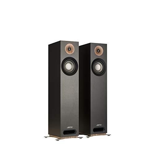 Jamo Studio Series S 805- Black Floorstanding Speakers - Pair