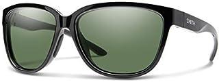 نظارة سميث النسائية 202986 ، اللون: أسود، المقاس: 58