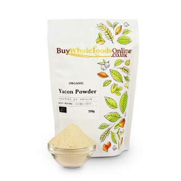 Buy Max 56% OFF service Whole Foods Organic Yacon 250g Powder