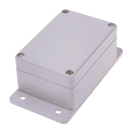 Waterproof Plastic Electronic Project Box Enclosure Instrument Case DIY #02