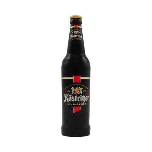Köstritzer Schwarzbier (0,5 l; 4,8 % vol.)