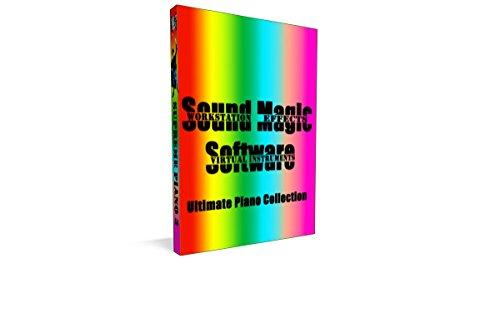 Sound Magic Supreme Piano 3 Virtual Instrument Collection Software