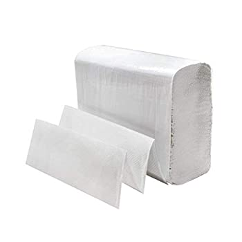 Prefect Stix White MultiFold Paper Towels- Pack of 2-250ct Total 500 Towels