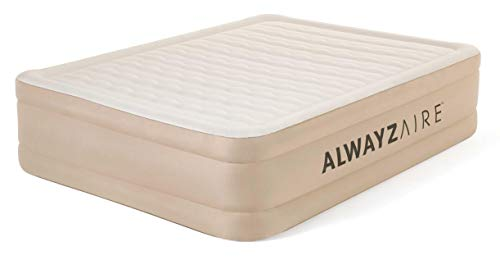 Bestway AlwayzAire Advanced Luftbett mit integrierter Elektropumpe Double XL/Hi, 203 x 152 x 51 cm