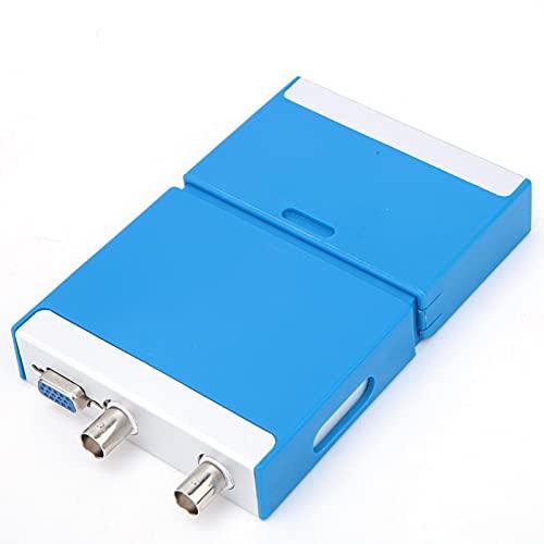 Strumento di frequenza di campionamento Ad Alta Precisione Doppio Canale Oscilloscopio Virtuale 20 MHz PC Strumento di Misura Automatico Larghezza di banda 50 M per Attrezzature Debug per Elettronica