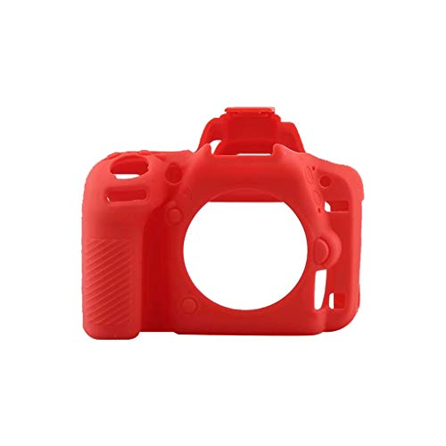 William-Lee Silikon-Schutzhülle für Kamera/Kamera, stoßfest, Kratzfest, kompatibel mit Nikon D750 DSLR-Kamera-Zubehör