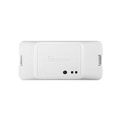 SONOFF BASICZBR3 Zigbee Smart Switch, Zigbee Home Smart Controller, Compatible with Amazon Alexa, Works with SmartThings hub