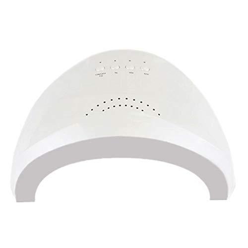 WY-Lumière d'ongle Nail Dryer Portable Nail Lamp - Pratique et Compact pour Le séchage de Vernis à Ongles Ordinaire