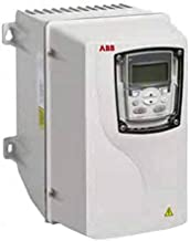 ACS355-03U-04A1-4+B063-2.0 HP ABB ACS355 Series AC VFD, NEMA 4X IP66, 480 VAC Three Phase Input, 480 VAC Output, 4.1 Amps