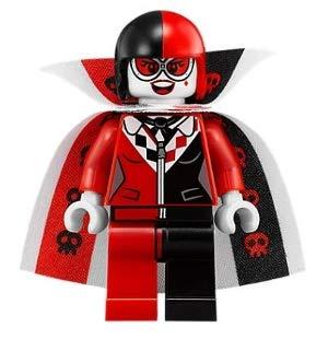LEGO Batman Movie Harley Quinn Cannon Ball Suit Minifigure desde 70921 (Embolsado)