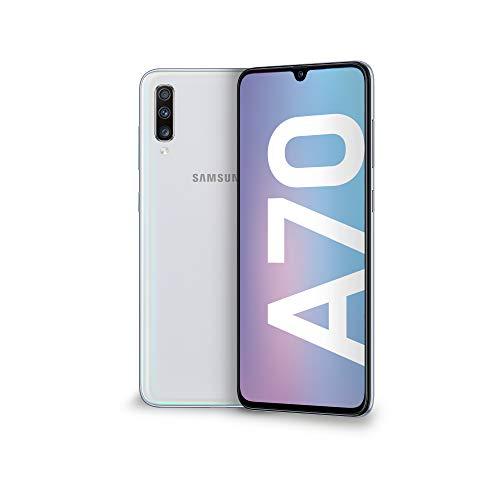 Samsung Galaxy A70 - Smartphone Weiß 6,7 Zoll 6gb/128gb Dual SIM Italienische Version