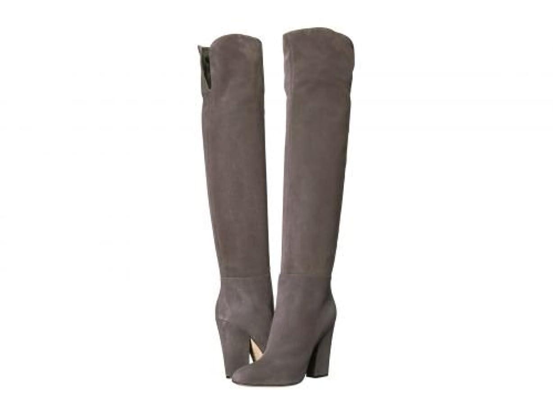 こんにちは通り抜けるりんごSergio Rossi(セルジオロッシ) レディース 女性用 シューズ 靴 ブーツ ロングブーツ Virginia - Gris Fonce Royal [並行輸入品]