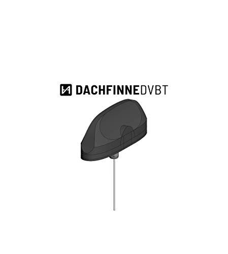 Antretter & Huber GmbH DACHFINNE Caravan DVBT2 Antenne, Craft Made in Bavaria