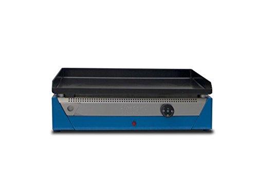 SIMOGAS Rainbow E50Blu Piastra Elettrico Acciaio Blu
