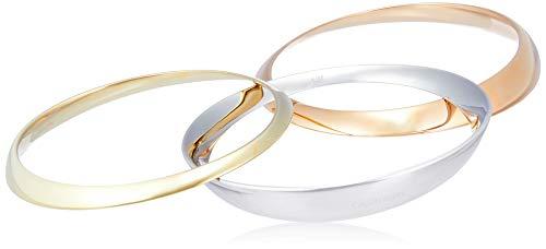 Calvin Klein Damen-Armreifen Vergoldet KJ8QDD30010M