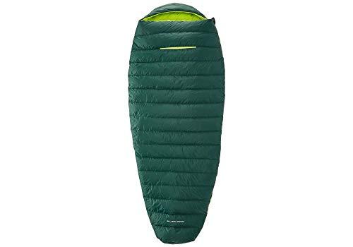 Y by Nordisk Tension Comfort 600 - Daunenschlafsack in Eiform, Größe:L, Seite des Reißverschlusses:links