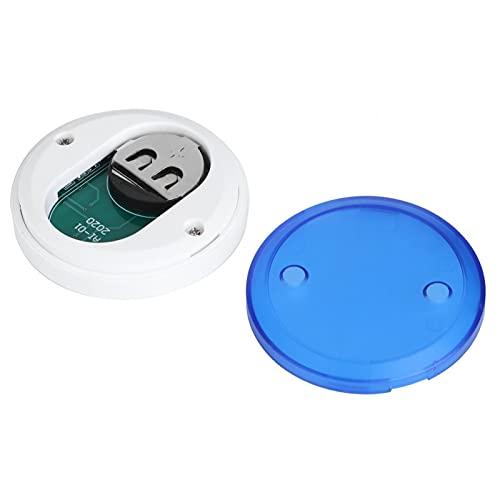 Socobeta Enchufe con mando a distancia, enchufe doméstico, enchufe inalámbrico para electrodomésticos del hogar para aparatos eléctricos (mando a distancia azul, rosa)