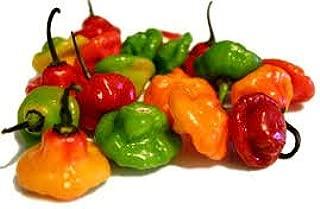 Fresh Aji Cachucha Peppers (1 Lb)