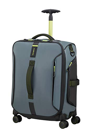 Samsonite Paradiver Light - reistas met 4 rollen S, 55 cm, 50 L, grijs (Trooper Grey)