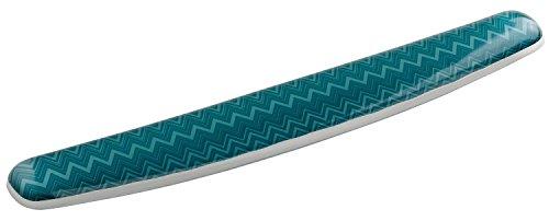 3M Gel Wrist Rest for Keyboard - Designer Series, Green