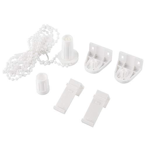 MAGT 17mm Rolgordijn Schaduw Koppeling Kit|Rolgordijn Fitting Repair Kit- Gordijn Schaduw Koppeling Beugel Zijde Pulley Ketting Reparatie Fittingen Raambehandelingen