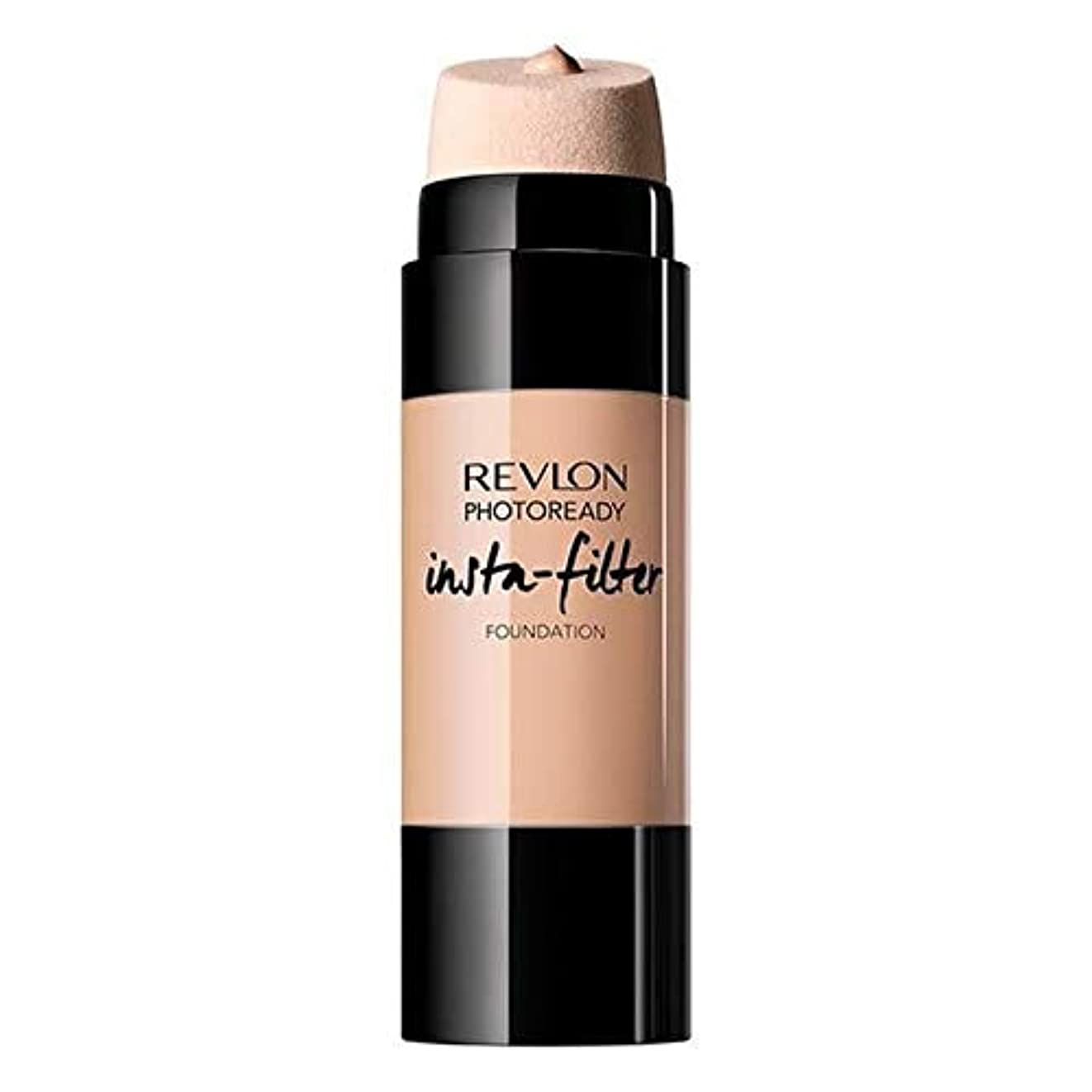 第三自分のきつく[Revlon ] 基礎自然ベージュInstafilterレブロンPhotoready - Revlon PhotoReady Instafilter Foundation Natural Beige [並行輸入品]