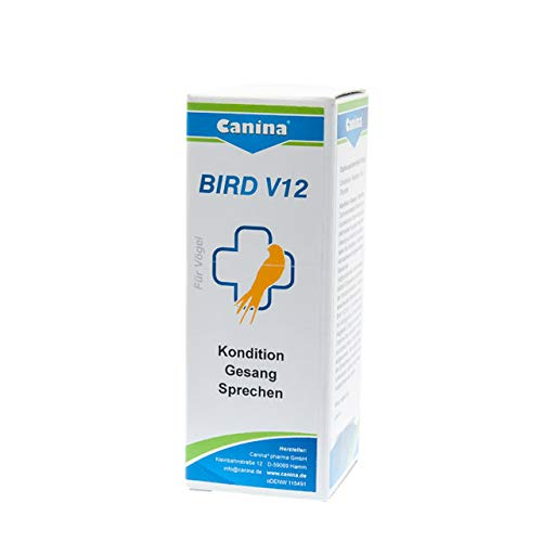 Canina Pharma Bird V12, 25 ml