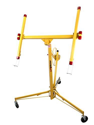 Telpro Inc. 138-2 Panellift Drywall Lift, Yellow