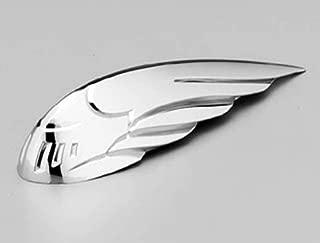 Honda Genuine Accessories OEM VTX1300R/S/T Motorcycle Chrome Front Fender Ornament. OEM 08F85-MEA-100