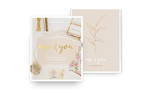 Me & You: Unsere perfekte Hochzeit einfach selbst geplant (Bundle im Schuber)
