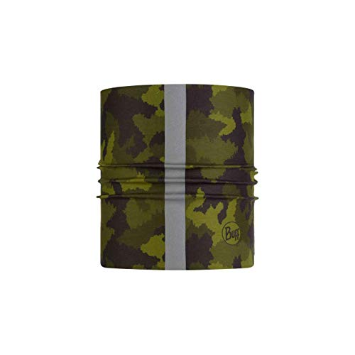 Original Buff Dog Reflective Hunter Military M/L Tubular Hund, Unisex Erwachsene, Einheitsgröße