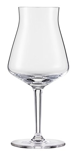 Schott Zwiesel Whisky Nosing Basic BAR Selection 17 Glas, Tritan Kristalglas, Transparente, 8 cm, 6