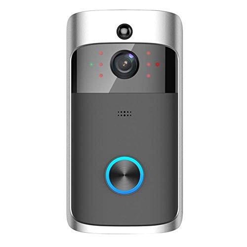CDQYA Wireless Smart Doorbell WiFi Video Doorbell 720P HD Security...