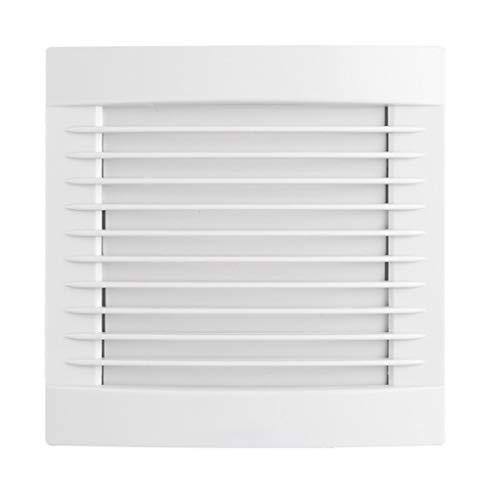Badkameraccessoires Silent Bad afzuigventilator, huishouden, kleine ventilator, 220 volt, 40 dB (A), witte kunststof, 6 inch luchtafzuiging