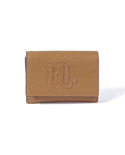 Lauren RALPH LAUREN 2 IN 1 ID Wallet (Caramel)