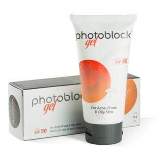 Derma Pella Protector solar para la piel propensa al acné y grasa 75g / 265 onzas