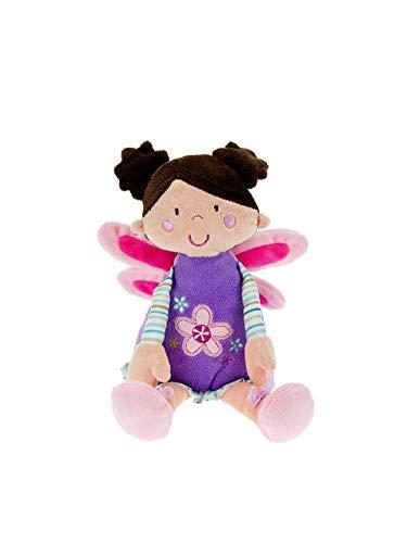 Mousehouse Gifts Adorable muñecas de Trapo Hada de Peluche Lila de 31 cm