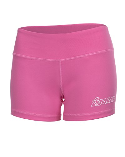 Amrap WOD Shorts, Pink, Small for Crossfit and Wods