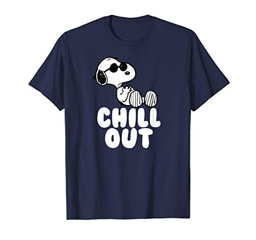 Peanuts Beruhige dich Snoopy T-Shirt