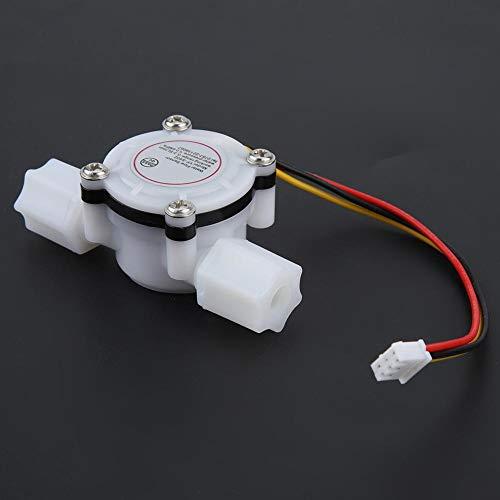 Yf-S402 czujnik przepływu wody, 0,3 – 6 l, stabilna wydajność, rejestruje przepływ wody do chłodzenia, ekspresu do kawy i filtra wody
